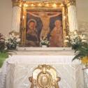 Cappella del Crocifisso- Altare