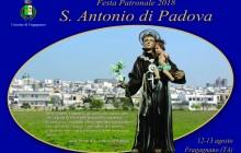 Festa Patronale 2018 Sant'Antonio di Padova 12 e 13 AGOSTO