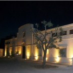 La Cantina, esterno by night